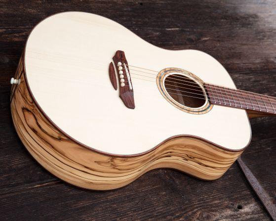 Type de guitare acoustique