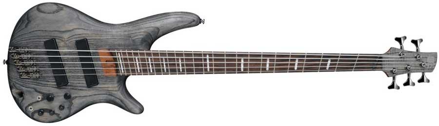 Guitare basse multi-diapason