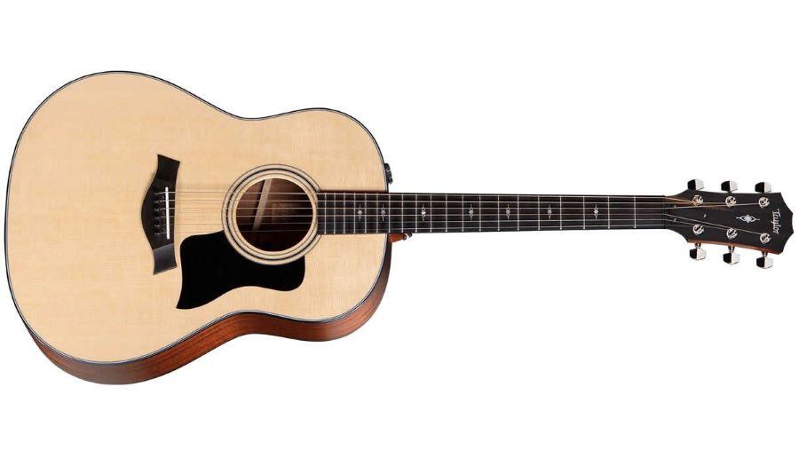 Forme de guitare acoustique de type Grand Pacific