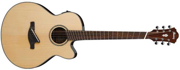 Guitare acoustique multi-diapason