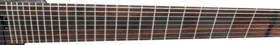 Touche ibanez guitare multi-diapason