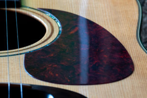 Pickguard guitare