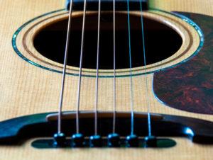 rosace guitare
