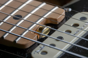 Truss rod guitare